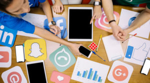 ayuda redes sociales - gestion